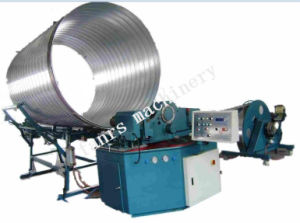 Galvanized Steel Spiral Tube Forming Machine F1600 pictures & photos