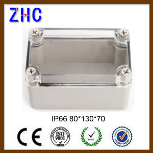 300*200*170 Weather Protected IP66 Plastic Junction Box with Clear Lid pictures & photos