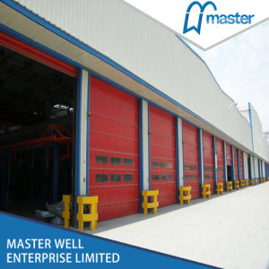 Automatic PVC High Speed Roller Shutter Door pictures & photos