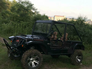 China Extended Kids Mini Jeep Willys Auto Atv With Large Legroom