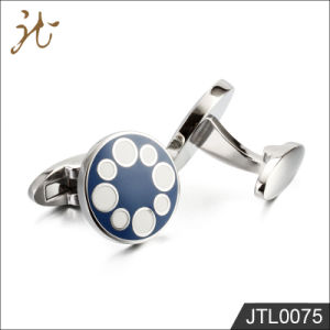 Fashion Nice Quality Round Type Cuff Buttons Men′s Jewelry pictures & photos