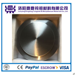 High Purity Molydenum Disk for Semiconductor pictures & photos