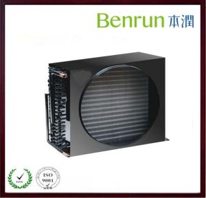 Copper Tube Aluminum Fin Condenser with Fan