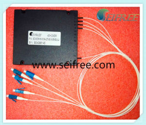 4channel Fiber Optic CWDM (for Line Monitoring) pictures & photos