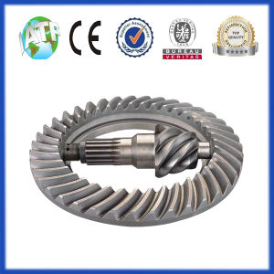 SUV Front Rear Axle Spiral Bevel Gear Ratio: 9/38 pictures & photos