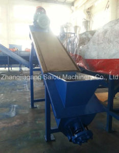 1000 Kg/H Input Capacity Pet Bottle Recycling Line/Pet Washing Plant pictures & photos
