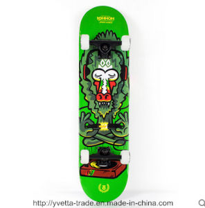 Professional Skateboard with En 13613 Certification (YV-3108-2)
