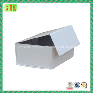 Customized Cardboard Folding Paper Gift Box with Magnet pictures & photos