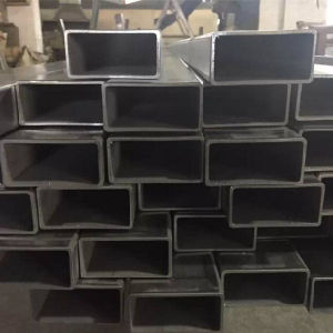 Hot DIP Galvanized Square Rectangle Tubes pictures & photos
