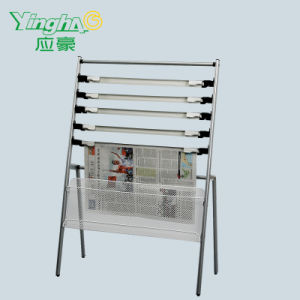 Metal Brochure Display Stand with Logo