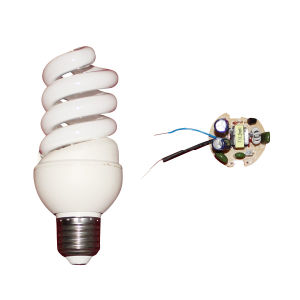Full Spiral Energy Saving Lamps/CFL/ESL with CE/RoHS
