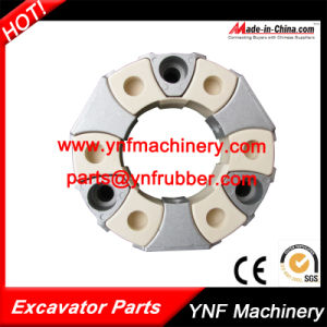 Excavator Coupling 25h +Al Insert Shaft Coupling pictures & photos