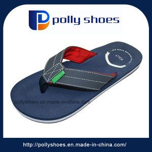 feca67cbcb5 China Double EVA Sole Soft Feetbed Healthy Men Top Flip Flop - China ...