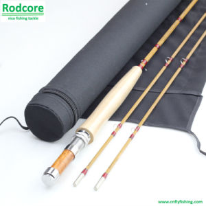 8ft 2piece 4wt Split Bamboo Fly Rod pictures & photos