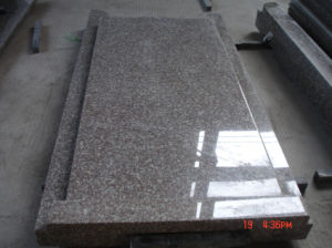 Well Designed Headstone, Granite Tombstone, Monument