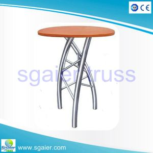 Truss Table - Tall Free Standing Cocktail Table