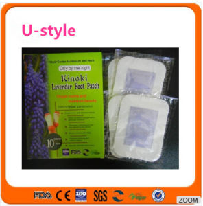 2016 Hot Sale Customized Healthy Lavender Foot Pad