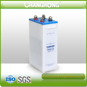 Changhong Nickel Iron Battery Tn Series (Ni-Fe Battery)