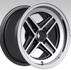 Factory Price 13inch Front&Rear Car Wheel Alloy Wheels pictures & photos