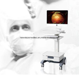 Surgical Trolley for Operating Microscope pictures & photos