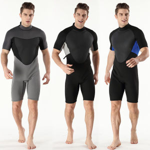 China 2mm Men′s Short Neoprene Surfing Wetsuits in Stock - China ... f95af731e