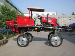 [Hot Item] Small Self Propelled Agricultural Sprayer (HQPZ-700) with  Spreader