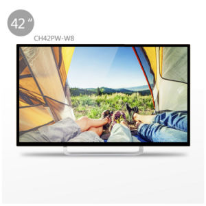 42-Inch Smart TV with Tempered Glass CH42pw-W8