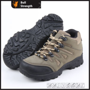 Sport Style Outdoor Shoe with Synthetic Leather (SN5252) pictures & photos