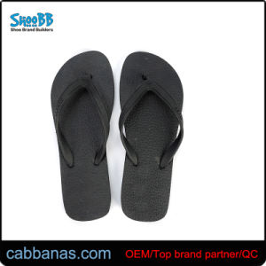 5e3b1da87756 One Color Blank Simple Outdoor Indoor Bathroom Beach Flip Flops for Men and  Women Unisex