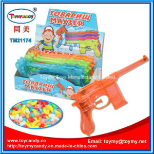 Cheap Water Gun Toy Candy for Kids
