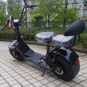 Factory Manufacturer 1000W Electric City Scooter with Shock Absorber (JY-ES005) pictures & photos