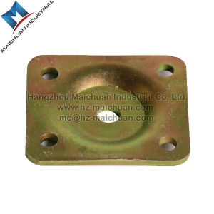Aluminum Sheet Metal Parts for Spare Part