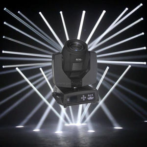 7r 230W Moving Head Stage Beam Equipment pictures & photos