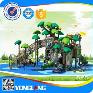 Outdoor Playground Children Plastic Big Tree Toy pictures & photos