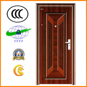 Safe and High-Quality Steel Security Door