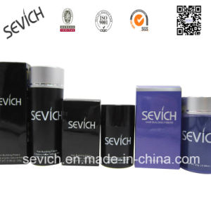 Powder Empty Bottle Jar Keratin Hair Fiber Refill Spray Thinning Loss Hair Thickening Fiber pictures & photos