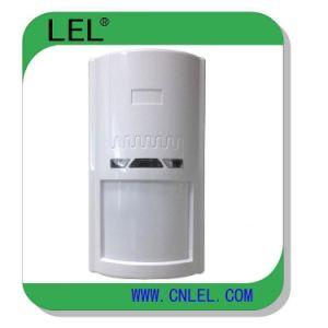 China Pet Immune Dual Pir Microwave Motion Detector