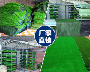 Gateball Artificial Turf for Gateball/Tennis/Hockey/Sports Stadium