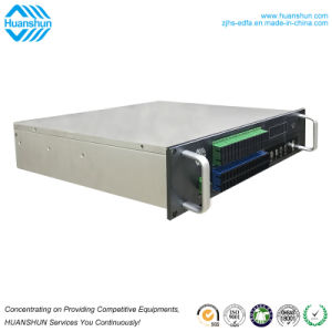 32 Outputs High Power CATV Efda 1550nm Fiber Optical Amplifier for FTTX Pon