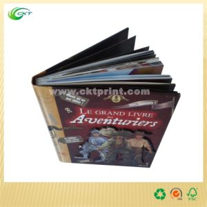 Quality Kids Book with Hardback Cover (CKT-BK-538)