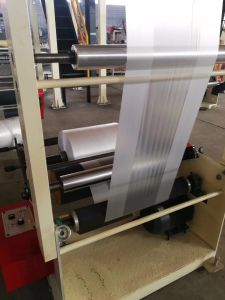 Plastic Film Blowing Machine for T-Shirt Bag pictures & photos