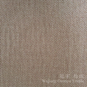 Decorative Coated Linen Fabric 100% Polyester for Chair Covers