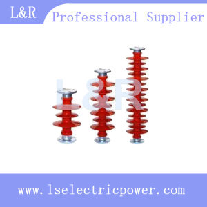 High Voltage Composite Suspension Post Insulator pictures & photos