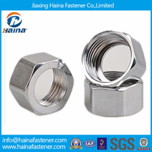 Stainless Steel Hex Union Nut (cap nut) pictures & photos