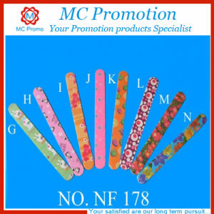 EVA Abrasive Crystal Full Color Nail File