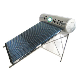Pakistan Low Pressure Solar Water Heater for Home pictures & photos
