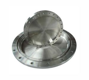 Custom Precision Machining Stainless Steel 304 316 Blind Flange Stainless Steel Flange
