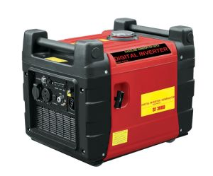 3.6kw Portable Digital Generator/Inverter Generator/Digital Inverter Generator with CE, EPA pictures & photos