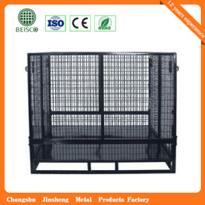 Wholesale Folding Warehouse Metal Container pictures & photos