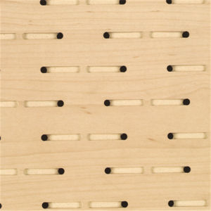 Maple Finish Art Acoustic Wall Panel (WY-A014) pictures & photos